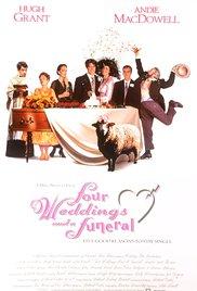 Four Weddings and a Funeral ไปงานแต่งงาน 4 ครั้ง หัวใจนั่งเฉยไม่ได้แล้ว 1994