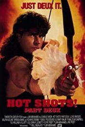 Hot Shots! 2 Part Deux ฮ็อตช็อต 2 เสืออากาศจิตป่วน ตอน นักรบแรมเบอะสมองเลอะ 1993
