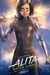 Alita Battle Angel (2019) อลิตา แบทเทิล แองเจิ้ล