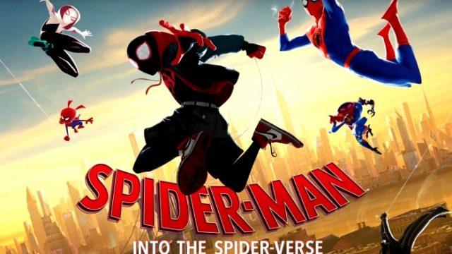 Spider-Man: Into the Spider-Verse (2019) สไปเดอร์-แมน:ผงาดสู่จักรวาลแมงมุม