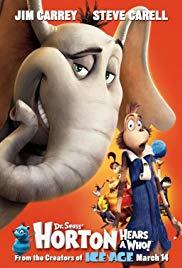 Horton Hears a Who! (2008) ฮอร์ตัน กับ โลกจิ๋วสุดมหัศจรรย์