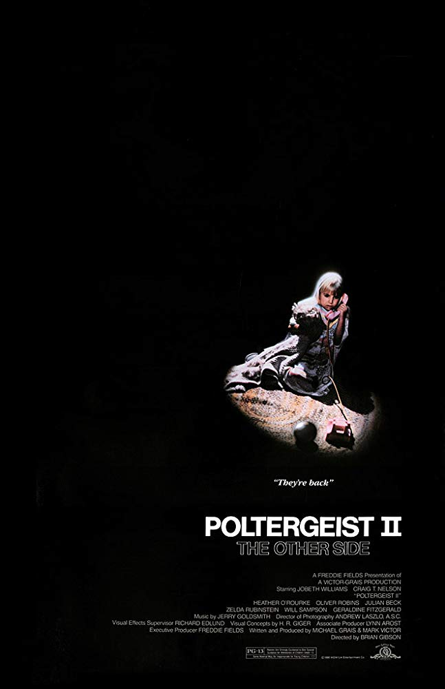 Poltergeist II: The Other Side (1986) ผีหลอกวิญญาณหลอน 2