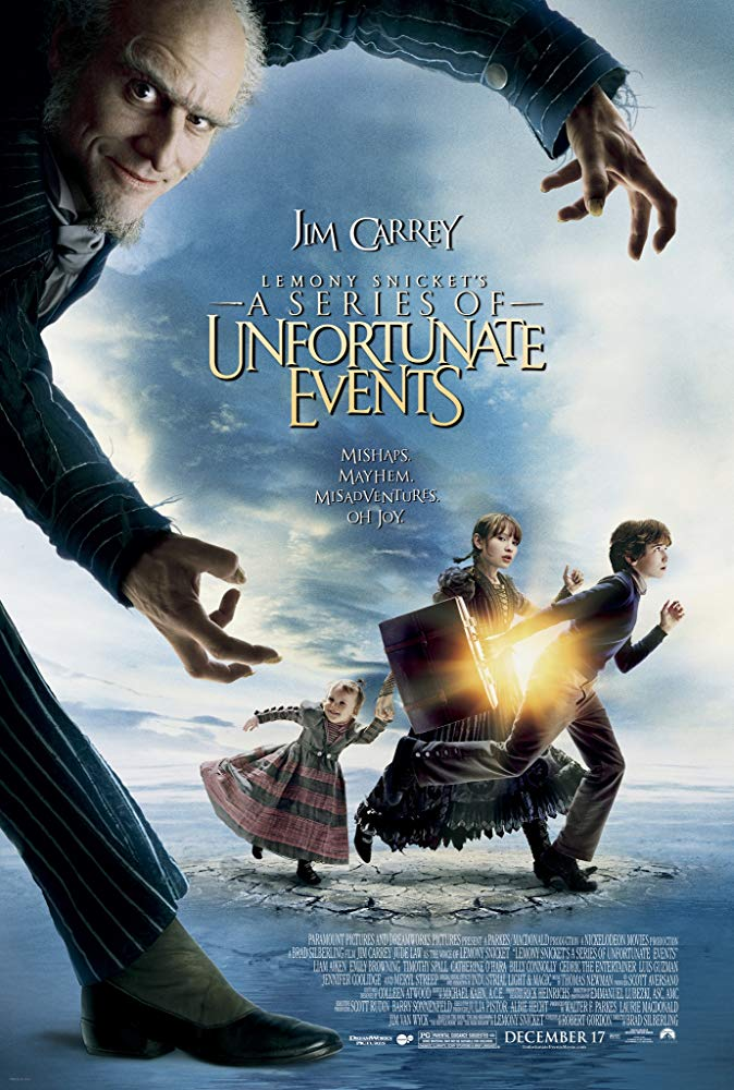 Lemony Snicket's A Series of Unfortunate Events (2004) เลโมนี สนิก