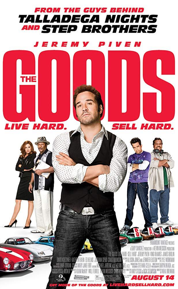 The Goods: Live Hard, Sell Hard (2009) กลยุทธผู้ชายพันธุ์ขาย