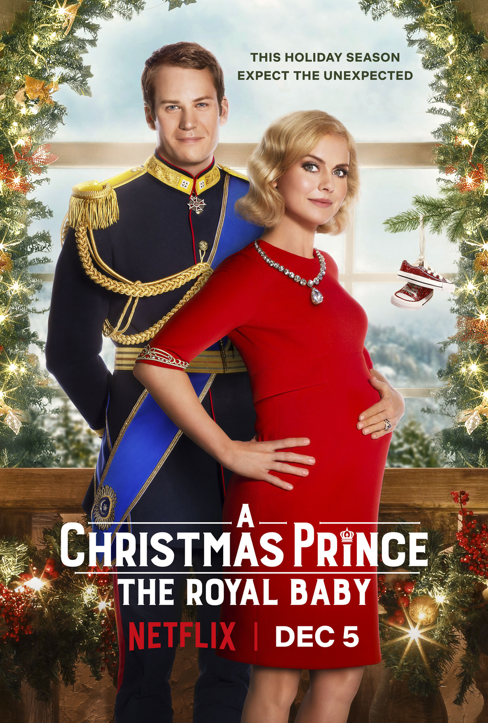 A Christmas Prince The Royal Baby (2019)