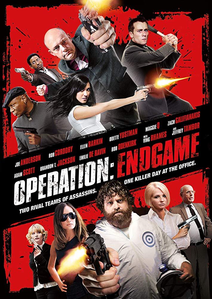 Operation: Endgame (2010) ปฏิบัติการปิดออฟฟิศเชือด