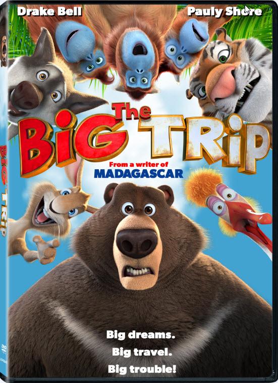 The Big Trip (2019) การเดินทางครั้งใหญ่ของหมีและเหล่าเพื่อน