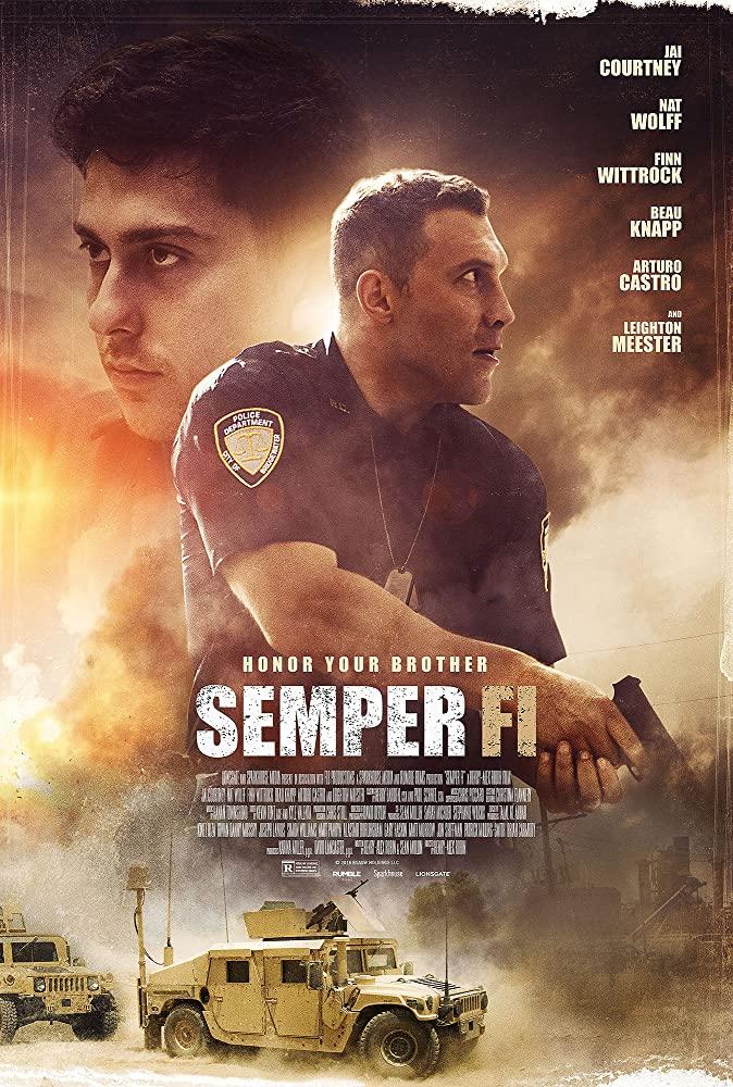 Semper Fi (2019) ตำรวจระห่ำ ฆ่าไม่ตาย