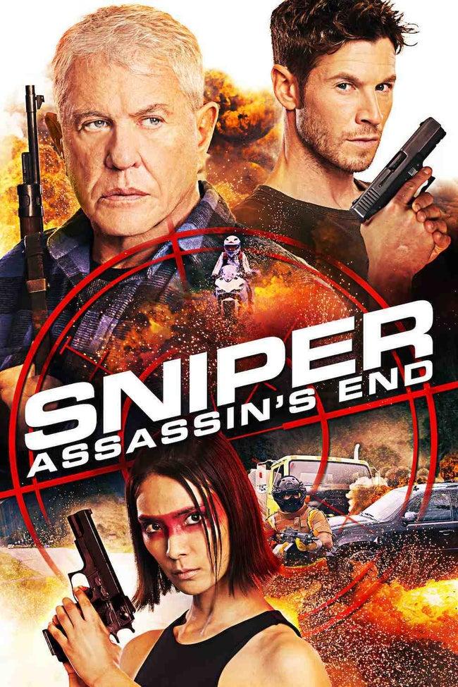 Sniper: Assassin's End ปลายทางของฆาตกร สไนเปอร์ (2020)