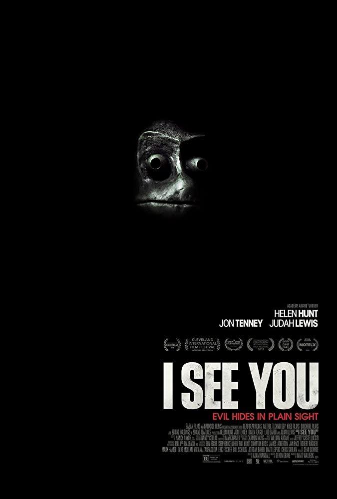 I See You (2019) แอบซ่อน จ้อง ผวา