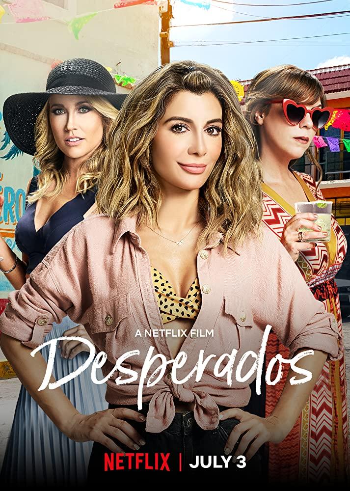 Desperados | Netflix (2020) เสียฟอร์ม ยอมเพราะรัก