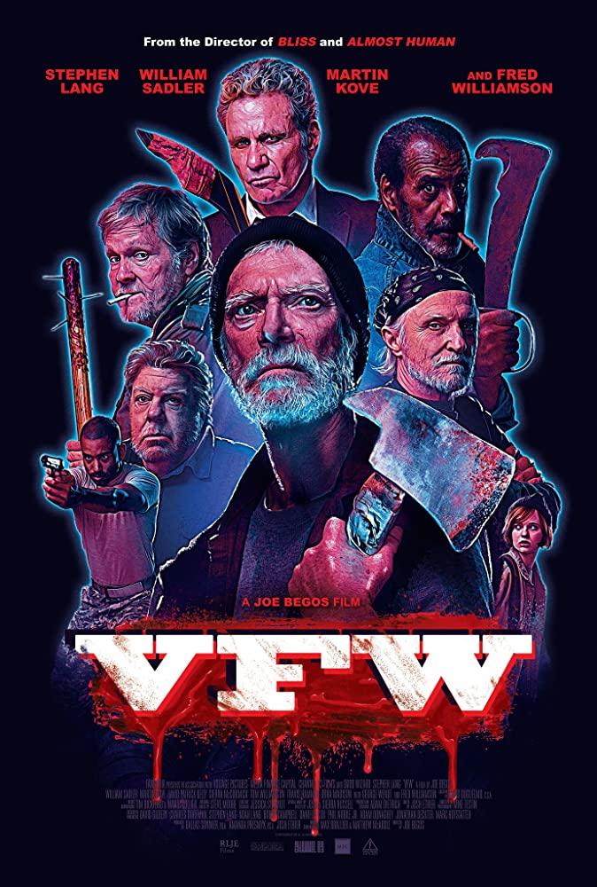 VFW วี เอฟ ดับบลิว (2020)