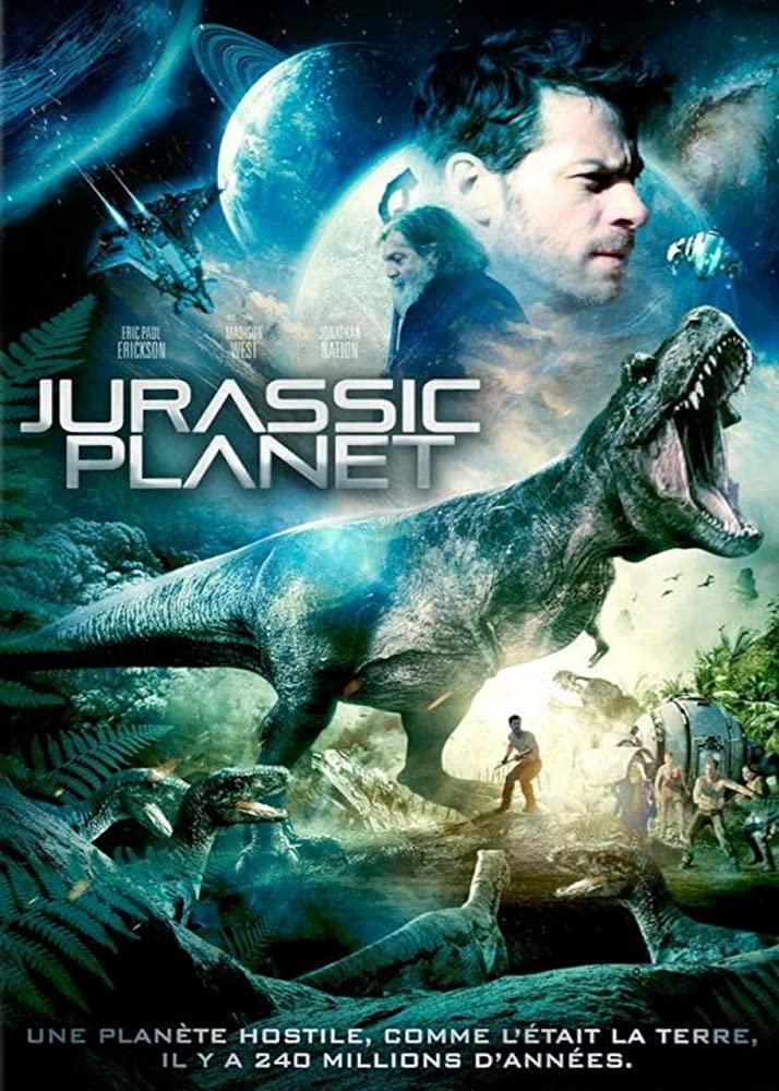 Jurassic Galaxy (2018) จูราสสิค กาแล็กซี่