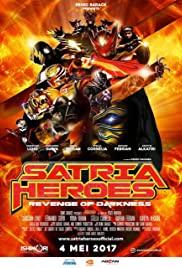 Satria Heroes Revenge of the Darkness | Netflix (2017) นักรบครุฑา เพลิงแค้นแห่งความมืด