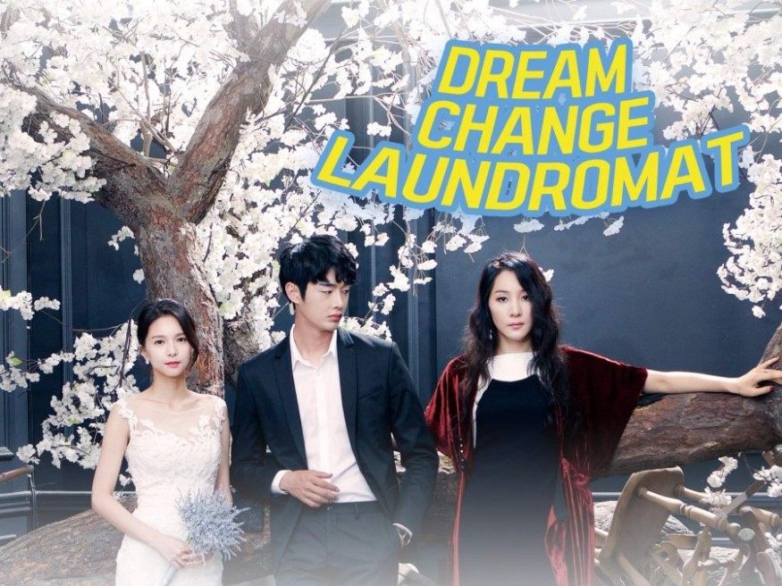 Dream Change Laundromat (2017)