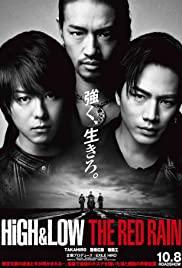 High & Low The Red Rain   Netflix (2016) ไฮ แอนด์ โลว์ เดอะ เรด เรน