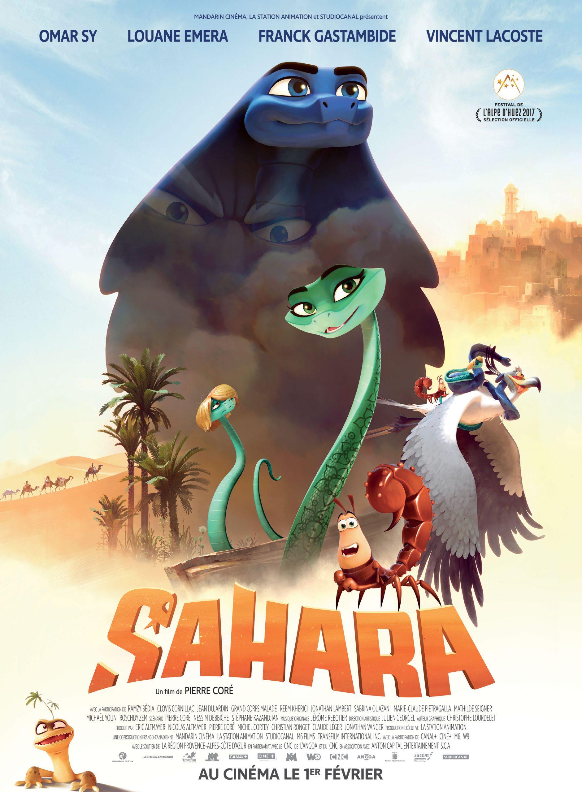 Sahara   Netflix (2017) ซาฮาร่า