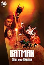 BATMAN SOUL OF THE DRAGON (2021)