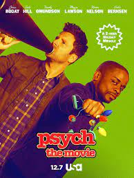 Psych The Movie (2017)